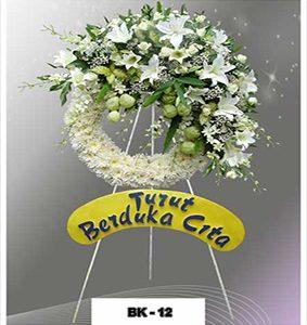 Belanja Bunga duka Cita di Toko Bunga Ciomas