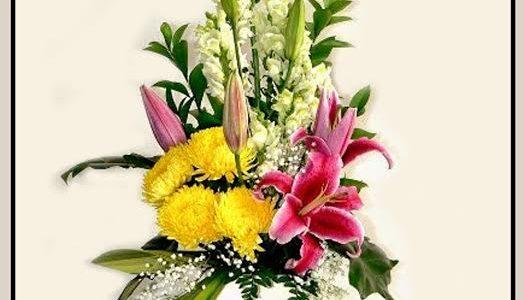 Jenis Rangkaian bunga di Toko Bunga Mauk Tangerang