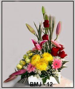 Bunga Meja Elegance