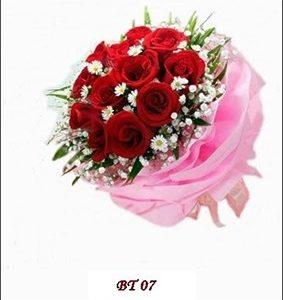 Rangkaian Bunga Toko Bunga Curug Tangerang