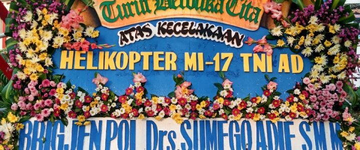 Toko Bunga dekat Rumah Duka Panti Wilasa Semarang